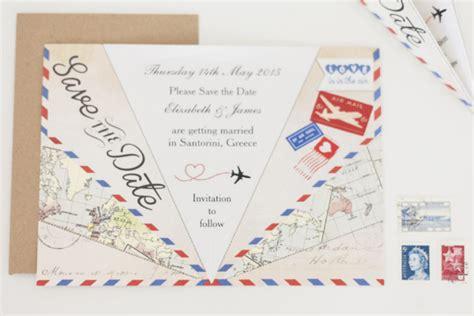 destination weddings save  date paper planes