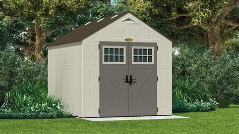 suncast sutton 7x7 shed 574 cu ft tremont 174 8 x 10 storage shed suncast 174 corporation