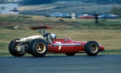 1968 ferrari 312 f1 at the goodwood circuit revival 1999. Derek Bell, Ferrari 312/68, 1968 US Grand Prix, Watkins ...