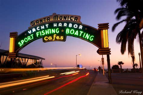 Santa monica and venice beach segway tour. Santa Monica Pier | California | Richard Wong Photography