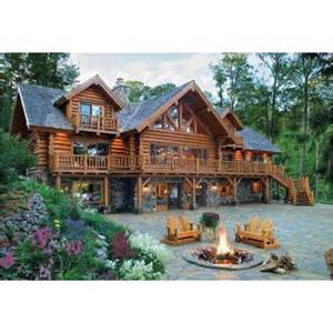 Log Cabin Dream Mansion