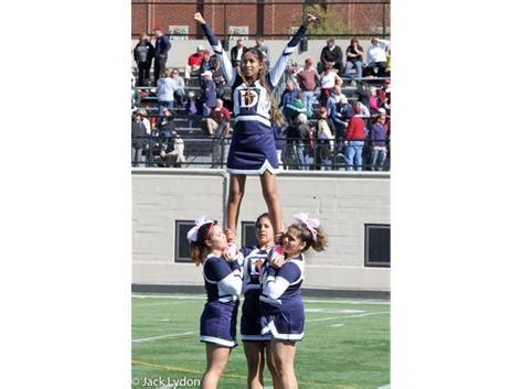 depaul prep girls cheer activities