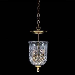 I have a waterford lantern pendant ceiling light what would