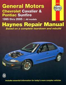 Chevrolet Cavalier And Pontiac Sunfire 1995 Thru 2005