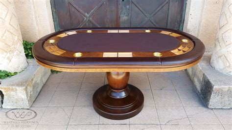 poker tables portfolio