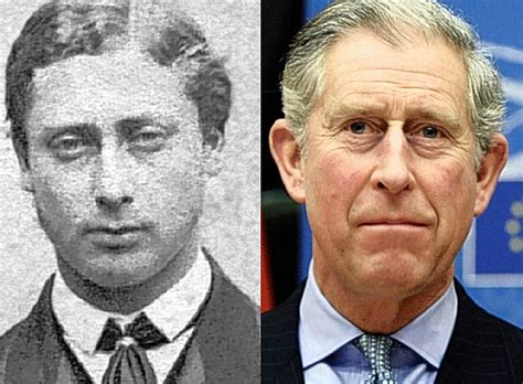 Lord Mountbatten Prince Charles