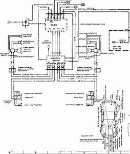 Wiring Diagram Type 944 944 Turbo Model 86 Sheet