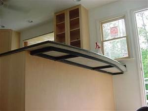 Granite Bar Top Overhang Support - talentneeds com