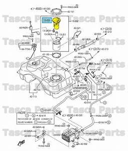 2007 Mazda Cx 7 Fuel Filter Diagram - Wiring Diagrams Image Free