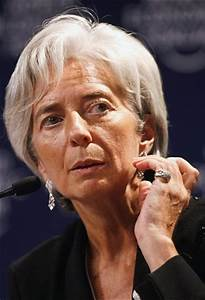 Lagarde Et Meregnani : christine lagarde ministre de l 39 economie des finances et ~ Premium-room.com Idées de Décoration