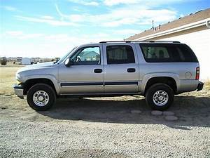 Buy Used 2003 Chevrolet Suburban With A Duramax Diesel And Allison Transmission Cloth Int In