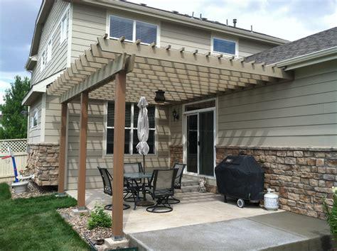 metal car cover wood duck construction patio covers pergolas