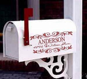 115 best images about mailbox ideas on pinterest see With best cricut machine for vinyl lettering