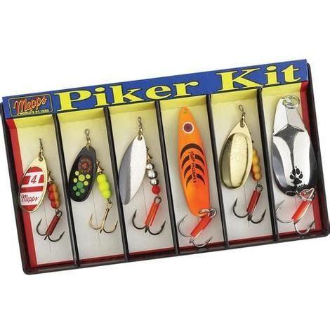 lure plain kit mepps assortment piker gadgetsrus