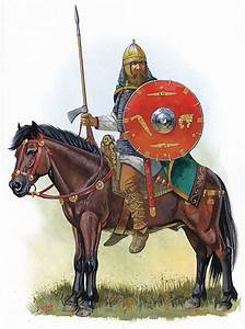 Germanic Noble | Roman Empire | Pinterest | Gothic, The ...