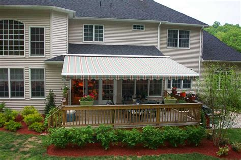 retractable awnings   gutters  awnings