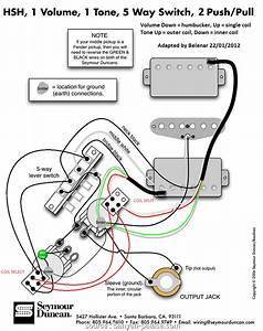 152754 Push Pull Coil Tap Wiring Diagram Fender
