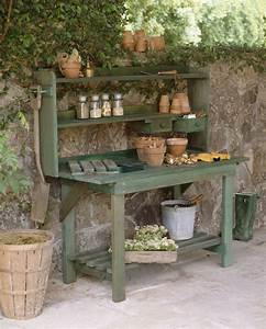 What, To, Look, For, In, A, Potting, Bench