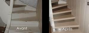 peinture renovation escalier amazing rnovation des With awesome couleur pour une cage d escalier 6 renovation escalier la meilleure idee deco escalier en un
