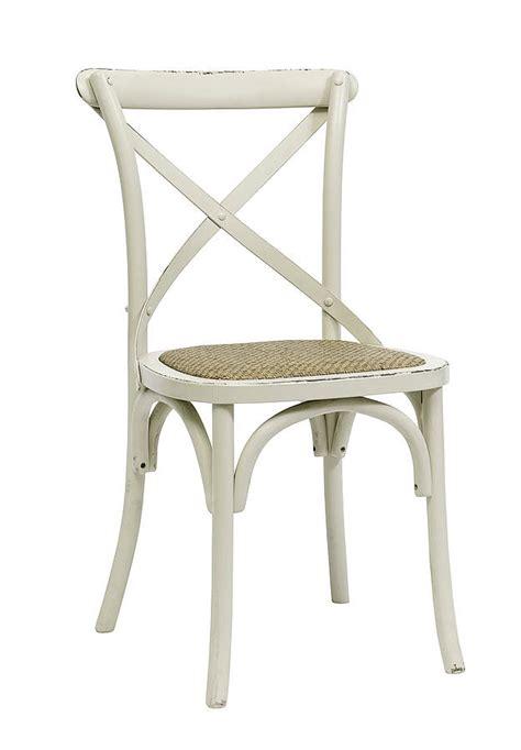 cross back dinner chair by bell blue