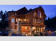 Idaho Mountain Style Home – Mountain Architects Hendricks