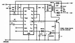 Flyback Converter Under Inverter Circuits