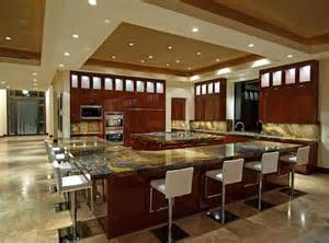 open house plans with large kitchens 27 luxury kitchens that cost more than 100 000