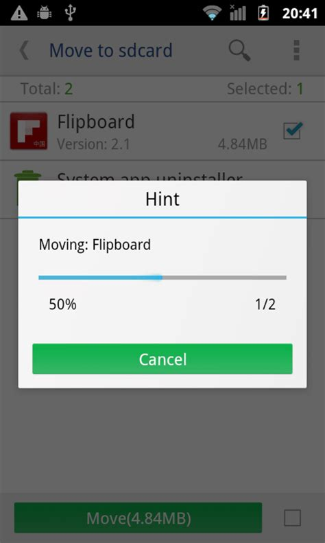 We did not find results for: Move app to SD card for Android - Download