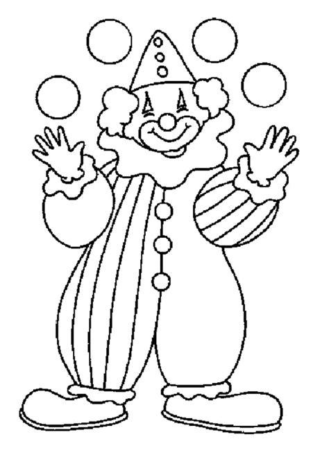 cuisine poisson coloriage cirque clown jongleur hugolescargot com
