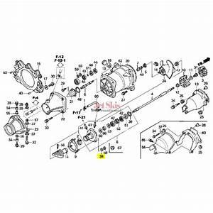 Honda Aquatrax Part   90514