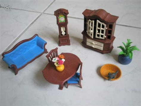 salle 224 manger tradionnelle playmobil collection