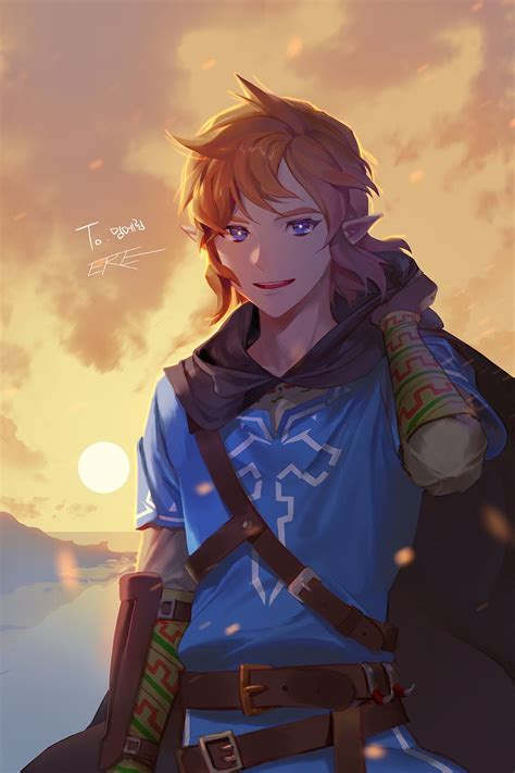 Link Legend Of Zelda Ere のイラスト Pixiv Geek