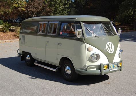 1967 Volkswagen Type 2 Riviera Camper Conversion For Sale