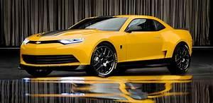 Nuevo Camaro Bumblebee para la quinta cinta de ...