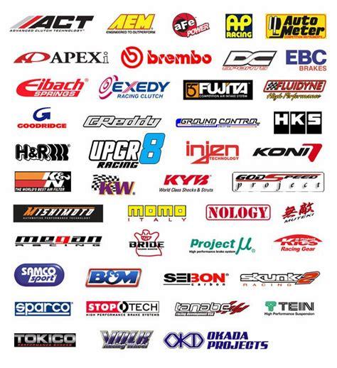 Auto Companies by Auto Parts Logos