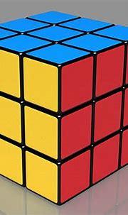 Rubik cube free 3D model   CGTrader