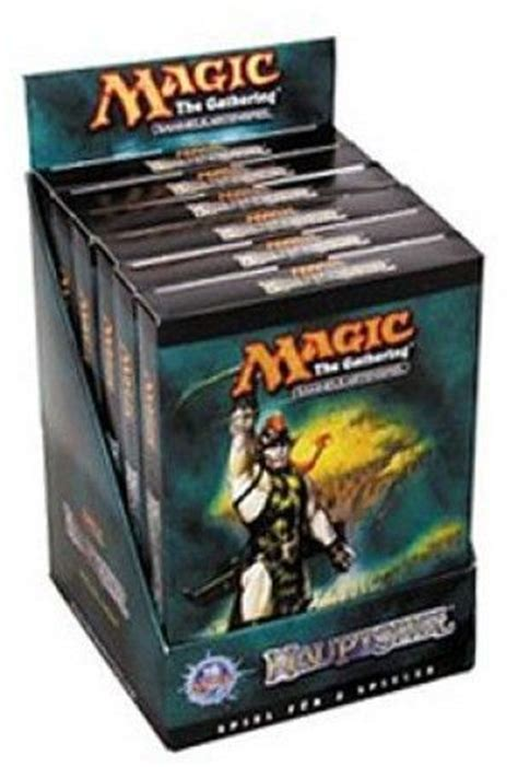 Mtg Alpha Starter Deck Box by 8th Edition Eighth Edition Set 2 Player Starter Box