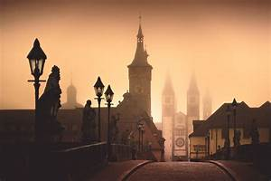 New Yorker Würzburg : w rzburg historic city center bridge fog desktop wallpaper ~ Orissabook.com Haus und Dekorationen