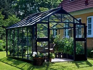 Plexiglas Für Gewächshaus : juliana gew chshaus premium 13 0 grau schwarz esg 3mm gew chsh user ~ Heinz-duthel.com Haus und Dekorationen