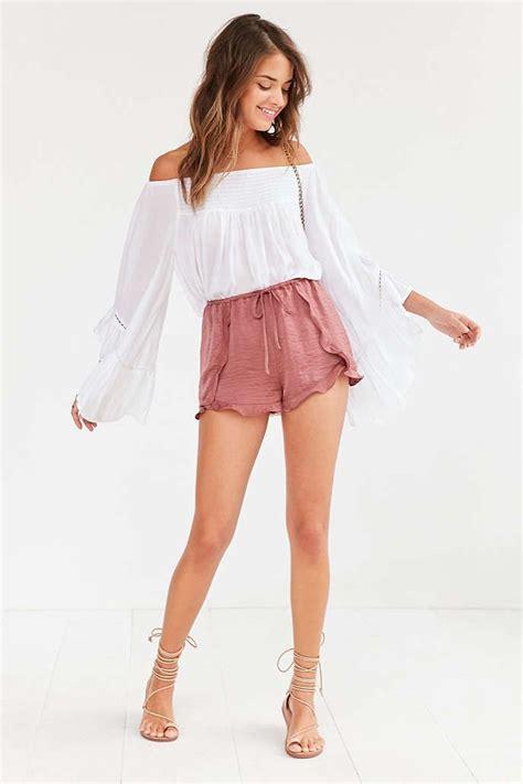 Loose Flowy Shorts Hardon Clothes