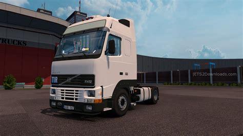 volvo fh  euro truck simulator  mods