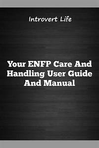 Your Enfp Care And Handling User Guide And Manual