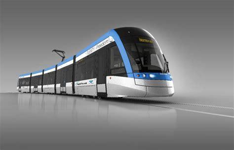 Bombardier Builds Customer Base for Leading Light Rail