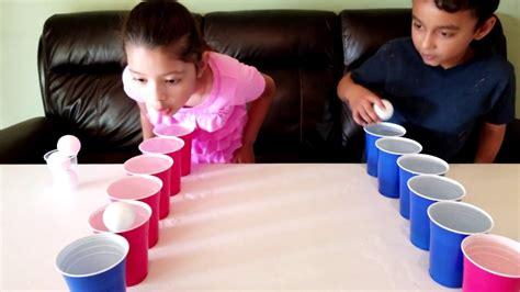 Retos Y Juegos Divertidos Para Niños ( Para Fiestas) Youtube