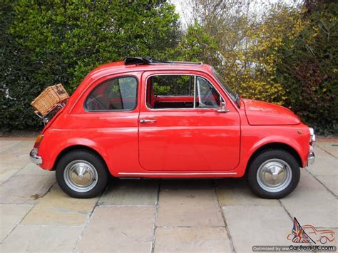 Fiat Owners by Fiat 500 Classic Lhd 3 Owners Uk Registered Fully