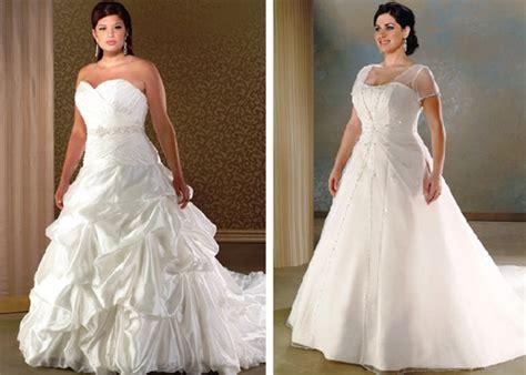 Wedding Dresses Plus Size :  Plus Size Wedding Dresses With Color