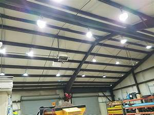 Led Warehouse Lights For High Ceiling Applications