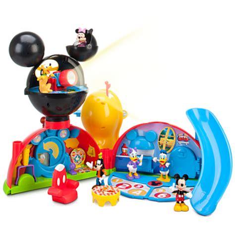 mickey mouse clubhouse deluxe play set   lovekidszone lovekidszone
