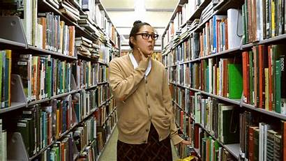Librarian Lee Library Giphy Melly Gifs Librarians