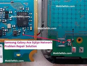 Samsung Galaxy Ace S5830 Network Problem Repair Ways Solution